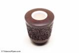 Falcon Hyper Rustic Meerschaum Tobacco Pipe Bowl Back