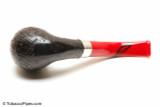 Peterson Dracula 68 Sandblast Fishtail Tobacco Pipe Bottom