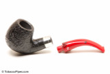 Peterson Dracula 68 Sandblast Fishtail Tobacco Pipe Apart