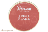 Peterson Irish Flake Pipe Tobacco Front
