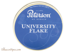 Peterson University Flake Pipe Tobacco Front