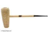 Missouri Meerschaum MacArthur 5 Star Straight Tobacco Pipe Left Side