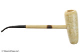 Missouri Meerschaum MacArthur 5 Star Bent Tobacco Pipe Right Side