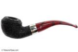 Peterson Dracula 999 Sandblast Fishtail Tobacco Pipe Left Side