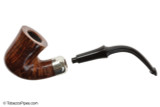 Peterson Standard Smooth XL315 Tobacco Pipe PLIP Apart