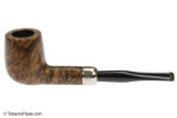Peterson Irish Made Army 106 Tobacco Pipe - Fishtail Left Side