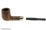 Peterson Irish Made Army 106 Tobacco Pipe - Fishtail Apart