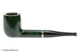 Savinelli Arcobaleno 111 Green Tobacco Pipe - Smooth Left Side