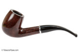Savinelli Arcobaleno 606 Brown Tobacco Pipe - Smooth Left Side