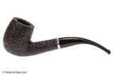 Savinelli Arcobaleno 606 Brown Tobacco Pipe - Rustic Left Side