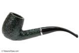 Savinelli Arcobaleno 606 Green Tobacco Pipe - Rustic Left Side