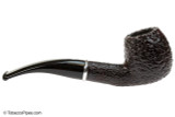 Savinelli Arcobaleno 626 Brown Tobacco Pipe - Rustic Right Side