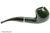 Savinelli Arcobaleno 626 Green Tobacco Pipe - Smooth Right Side