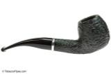 Savinelli Arcobaleno 626 Green Tobacco Pipe - Rustic Right Side