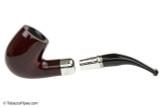 Peterson Spigot Red 69 Tobacco Pipe - Fishtail Apart