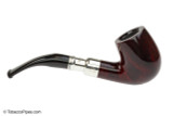 Peterson Spigot Red 69 Tobacco Pipe - Fishtail Right Side