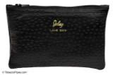 Jobey Peccary Zipper Tobacco Pouch 904 - Lambskin  Front