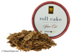 Mac Baren Roll Cake Pipe Tobacco 3.5 oz - Spun Cut