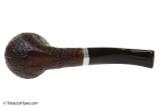 Savinelli Bianca 645 Tobacco Pipe - Rusticated Bottom