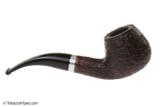 Savinelli Bianca 645 Tobacco Pipe - Rusticated Right Side