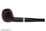 Savinelli Bianca 207 Tobacco Pipe - Rusticated Left Side