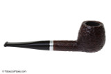 Savinelli Bianca 207 Tobacco Pipe - Rusticated Right Side