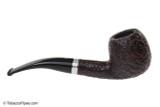 Savinelli Bianca 626 Tobacco Pipe - Rusticated Right Side
