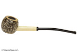 Missouri Meerschaum Cobbit Dwarf Corncob Pipe Left Side