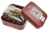 Sillem's Red Pipe Tobacco Tin - 100g Sealed