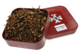 Sillem's Red Pipe Tobacco Tin - 100g Unsealed