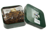 Sillem's Green Pipe Tobacco Tin - 100g Sealed