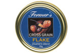 Former's Cross Grain Flake Pipe Tobacco Tin - 50g Front