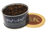 F & K Bat with a Hat Pipe Tobacco Tin - 1.5 oz Unsealed