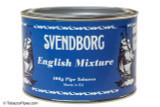 Svendborg English Pipe Tobacco - 100g Front
