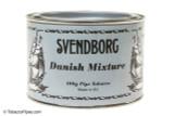 Svendborg Danish Mixture Pipe Tobacco - 100g Front