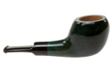 Chacom Reybert 1128 Tobacco Pipe - Green Right Side