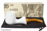 Brebbia Mara Bianca Tobacco Pipe