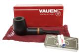 Vauen Olaf 1811 Matte Finish Tobacco Pipe  - 9mm