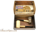 Missouri Meerschaum Corncob Tobacco Pipe Gift Set Open