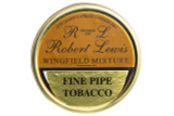 Robert Lewis Wingfield Mixture Pipe Tobacco Tin - 50g Front
