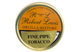 Robert Lewis Orcilla Mixture Pipe Tobacco Tin - 50g Front