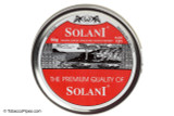 Solani Red Label Blend No. 131 Pipe Tobacco Tins Front