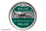Solani Green Label Blend No. 127 Pipe Tobacco Tins  Front