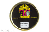 Rattray's Black Mallory Pipe Tobacco Tins Front