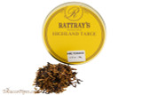Rattray's Highland Targe Pipe Tobacco Tin - 1.75g