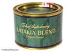 John Aylesbury Latakia Blend Pipe Tobacco Tin - 100g Front
