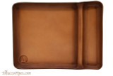 Agape Large Tobacco Tray Brown