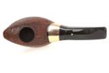 Vauen Kanu 3 Tobacco Pipe - Sandblast - Top