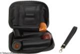 Martin Wess Lea 4 Pipe Bag - P154 Open