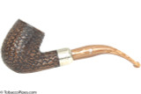 Peterson Derry Rustic 69 Tobacco Pipe Left Side